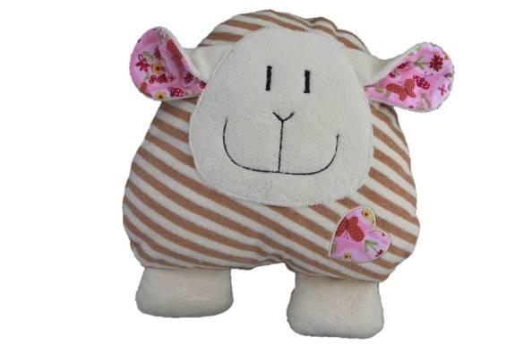 Doudou chauffant Mouton Bio